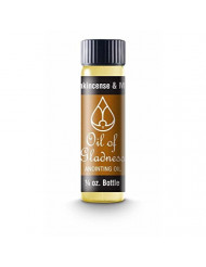 Frankincense & Myrrh Anointing Oil 1/4 Oz.