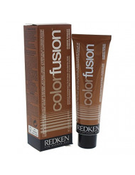 Redken Color Fusion Cream Natural Fashion Hair Color for Unisex, No.5GO Gold/Orange, 2.1 Ounce