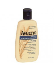 Special pack of 6 Jand J AVEENO ANTI ITCH LOTION 4OZ