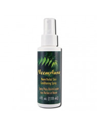 Neem Herbal Skin Conditioning Spray Neem Aura 4 oz Spray