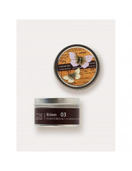 TOKYOMILK Crushed And Distilled Tin Travel Candle, Eden