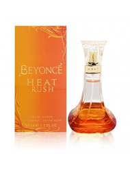 Heat Rush Eau De Toilette Spray by Beyonce, 1.7 Ounce