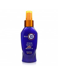 It's a 10 Haircare Miracle Leave-In Plus Keratin, 4 Fl. Oz (Pack of 1)