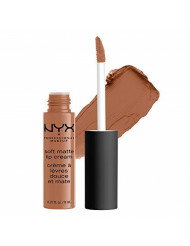 NYX PROFESSIONAL MAKEUP Soft Matte Lip Cream, London