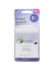 Almay Make-Up Eraser - 24 Sticks