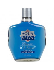 Aqua Velva Classic Ice Blue Cooling After Shave-7 oz (Pack of 5)