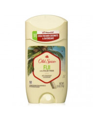Old Spice Old Spice Fresh Collection Anti-perspirant & Deodorant Invisible Solid, Fiji, 2.6 Oz, 2.6 Oz