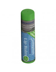 Soothing Touch Unscented Vegan Lip Balm, 0.25 Ounce - 12 per case.