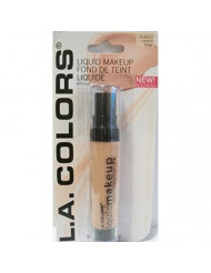 L.A. Colors Professional Series Liquid Makeup, Creamy Beige, 0.42 Fl. Oz
