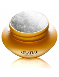 Gratiae Organics Exfoliating Body Scrub, Passion Fruit and Lime for All Skin Types