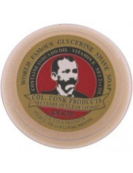 Colonel Conk Glycerin Shave Soap Bay Rum (106g)