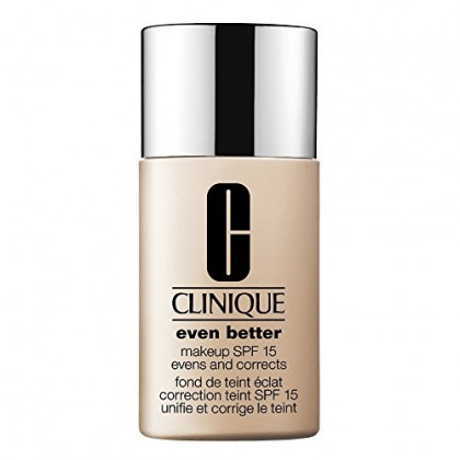 New Item CLINIQUE EVEN BETTER FOUNDATION 1.0 OZ SPF 15 CLINIQUE/EVEN BETTER MAKEUP 29 LATTE 1.0 OZ EVENS AND CORRECTS. SPF 15 DRY TO COMBINATION OILY