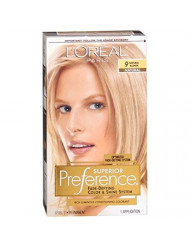 L'Oreal Superior Preference - 9 Natural Blonde (Natural) 1 Each (Pack of 3)