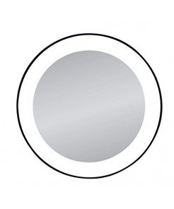 Zadro 15X Magnification Next Generation LED Lighted Suction Cup Mirror, Black