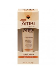 Ambi Skincare Oily Skin Fade Cream, 2 Ounce (Pack of 2)