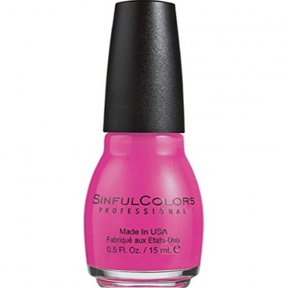 Sinful Colors Professional Nail Polish Enamel, Boom Boom [851] 0.50 oz
