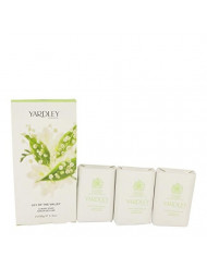 Yardley of London Lily of the Valley 3 x 3.5 oz Luxury Soap