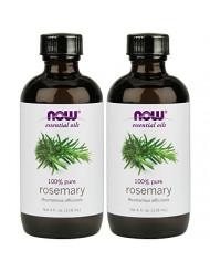 Now Foods: Rosemary Oil, 4 oz (2 pack)