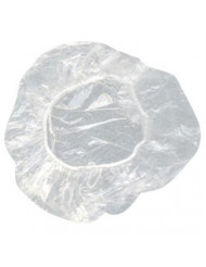 Nobles Health Care Disposable Shower Caps - Individually Wrapped - Pack of 100 - Ships from USA