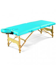 "3B Scientific W60601G Green Basic PorTable Massage Table, 72.5"" Length x 27.5"" Width"