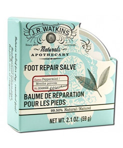 J.R. Watkins Foot Repair Salve 2.1 Oz