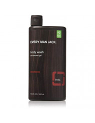 Every Man Jack Body Wash 16.9oz Cedarwood (2 Pack)