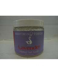 Soothing Touch Lavender Salt Scrub, 20 Ounce - 3 per case.