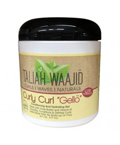 Taliah Waajid Curly Curl Conditioning And Hydrating Hair Gello 6 oz (pack of 1)