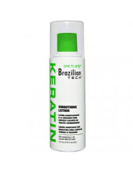 One N Only Brazilian Tech Keratin Smoothing Lotion 6 Ounce (177ml)