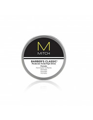 Mitch Barber's Classic High Shine Pomade, 3 oz