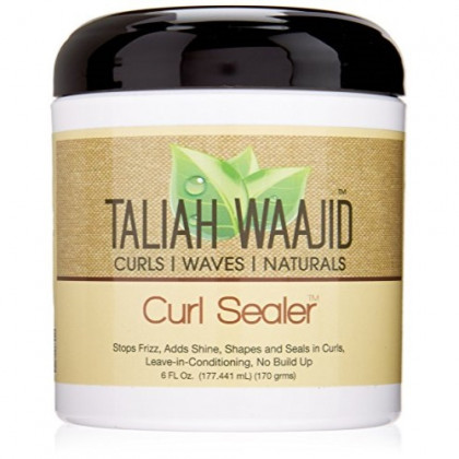 Taliah Waajid Curls, Waves and Naturals Curl Sealer, 6 Ounce