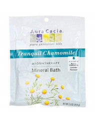 Frontier Natural Product Coop Aura Cacia Tranquility Mineral Bath (6x2.5 Oz), 2.5 Oz