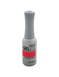 Orly Gel FX Nail Color, Passion Fruit, 0.3 Ounce