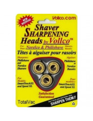 Vollco VSH-3 Cutter Sharpener Compatible with Philips/Norelco Shavers Using HQ-9 Replacement Heads