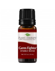"Plant Therapy Germ Fighter Essential Oil 100% Pure, Undiluted, Natural Aromatherapy, Therapeutic Grade 10 mL (â…"" oz)"