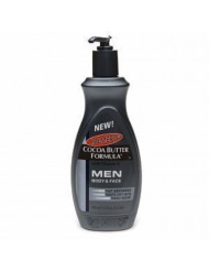Palmers New! Cocoa Butter Formula Men's Body & Face Lotion For Relief Of Rough, Dry Skin! Pump Bottle 400ml