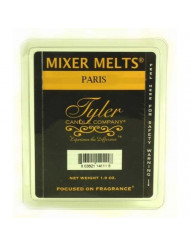 Paris Tyler Candles Fragrance Scented Wax Mixer Melts