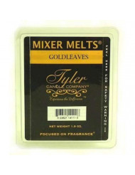 GLAMTASTIC (GOLDLEAVES) Tyler Candles Fragrance Scented Wax Mixer Melts