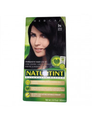 NATURTINT HAIR COLOR,1N,BLACK EBONY, 5.28 FZ