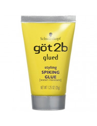 Schwarzkopf got2b Glued Styling Spiking Glue 1.25 oz (Pack of 3)