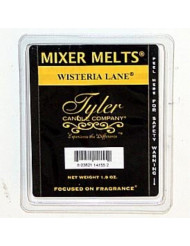 1 X WISTERIA LANE Fragrance Scented Wax Mixer Melts by Tyler Candles