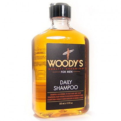 Woody's Grooming: Daily Shampoo, 12 oz