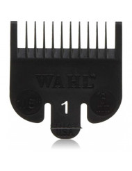 "Wahl Professional #1 Guide Comb Attachment - 1/8"" (3.0mm) - 3114-001 - Great for Professional Stylists and Barbers - Black in Color"