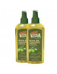 Palmer's Olive Oil Formula Hair Conditioning Spray Oil | 5.1 Ounces (Pack of 2)