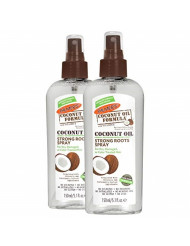 Palmer's Coconut Oil Formula Strong Roots Spray, 5.1 fl. oz, Pack of 2
