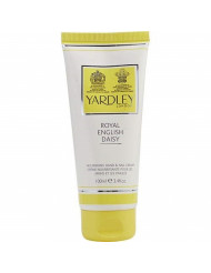 Yardley of London Royal English Daisy Nourishing Hand & Nail Cream ~ 3.4 Oz