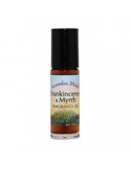Kuumba Made Frankincense & Myrrh Fragrance Oil Roll-On .125 Oz / 3.7 ml (1-Unit)