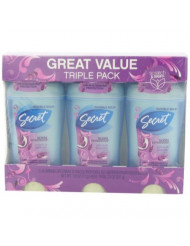 Secret Scent Expressions Invisible Solid Deodorant Luxe Lavender 2.60 oz - Pack of 3