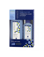 Andalou Naturals Age Defying Thinning Hair System Kit - 1 Ea, 1count