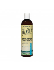 The Seaweed Bath Co. Moisturizing Conditioner, Unscented, Natural Organic Bladderwrack Seaweed, Vegan and Paraben Free, 12oz